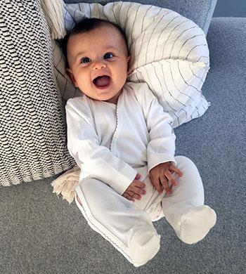 pyjama bebe coton bio